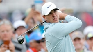 Koepka the betting favorite to win The Open