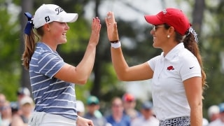 Kupcho, Fassi make pro debut at U.S. Women's Open