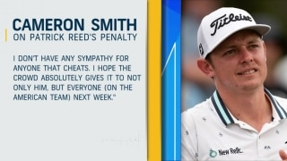 Smith on Reed's penalty: No 'sympathy for anyone who cheats'