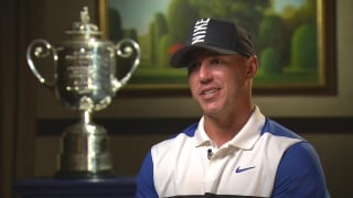 Koepka: 'I want to be known as one of the best' to ever play