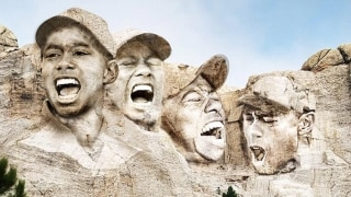 Morning Drive: The Mount Rushmore of Tiger wins