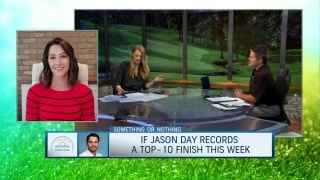 Something or Nothing: If Day records T-10 finish at Muirfield