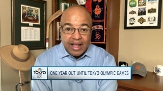 One year out from Tokyo Olympic Games