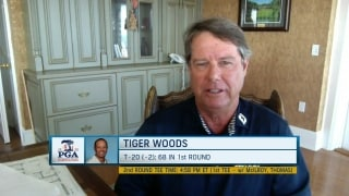 Azinger's takeaways from first round of PGA Championship