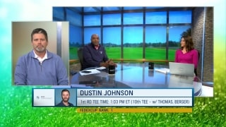 Dustin Johnson enters conversation for Player of the Year