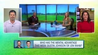 Who has the mental advantage this week: DJ or Rahm?