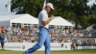 Champion Chats: Thomas captures BMW , moves to No. 1 in FedExCup