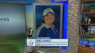 Hurst: 'This is what you strive for,' to be Solheim captain