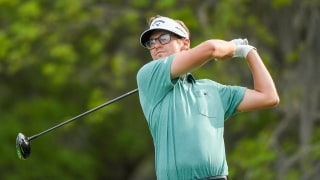 Meyer Monday qualifies for John Deere Classic