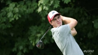 Thompson at No. 3 on PGA Tour University Rankings