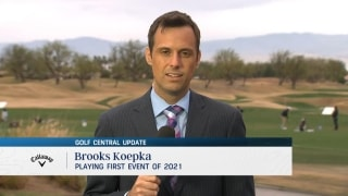 'Motivated' Koepka wants to win at Desert Classic