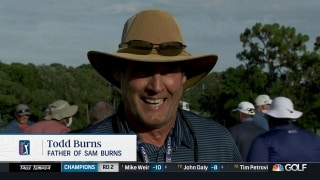 Todd Burns: 'It's been a dream of his for so long'