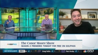 The Conor Moore Show Season 2 premieres April, 13 (GolfPass)