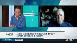 Mark Cannizzaro joins Golf Today, breaks down The Masters