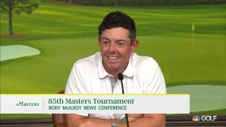 McIlroy stays composed amid Grand Slam aspirations