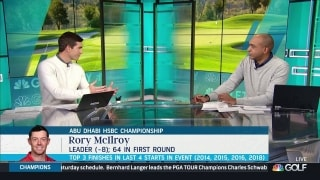 Bacon: Would love to see McIlroy tick off some wins in 2021