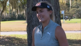 Bryson's caddie to loop for Lexi at U.S. Women's Open