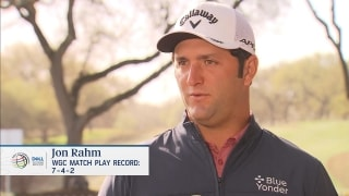 Jon Rahm stresses importance of making putts