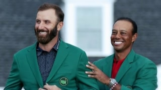 DJ's roller-coaster year leads to Masters victory