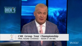 Golf Central: Can Ko fix mistakes to win CME title