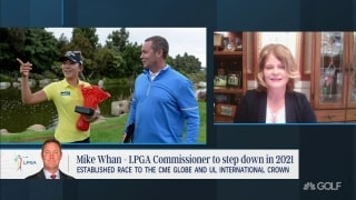 Examining Mike Whan's impact as LPGA commissioner
