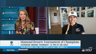 Lindberg looks back on 2018 ANA Inspiration win