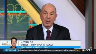 Tripp Isenhour: Kevin Na's 'competitive' drive fuels success