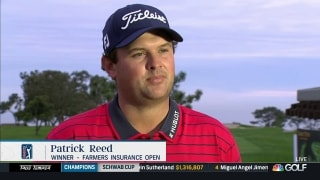 Reed uses resilience to win Farmers Insurance Open