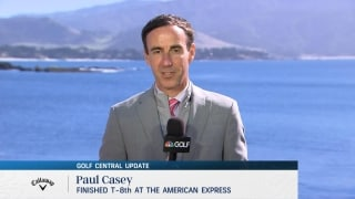 Paul Casey ranks among favorites at Pebble Beach Pro-Am