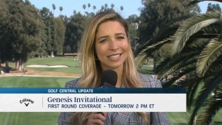 Players rave about Genesis Invitational conditions
