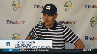 Spieth 'excited' for his progress on the PGA Tour