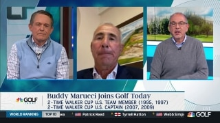 Marucci: Walker Cup conditions 'favorable' to U.S.