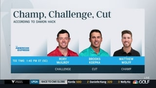 Does Spieth deserve to be in PGA's featured group?