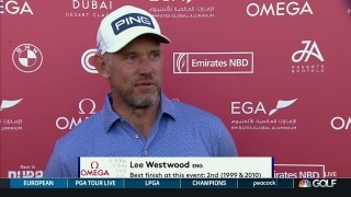 Westwood believes 'anything could happen' at Omega Dubai