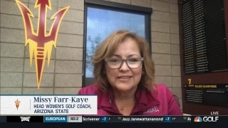 ASU's Farr-Kaye details her battle with cancer