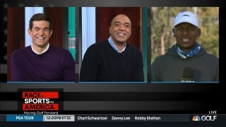 Race & Sports in America: Allen on golf inclusion