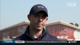 Rory McIlroy hoping 2021 is finally his year in Abu Dhabi