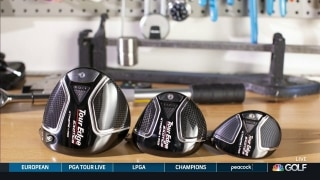 The new Tour Edge Exotics are 'next level'