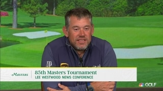 Westwood 'confident' in his form ahead of Masters