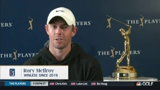 McIlroy feels game is 'in a better place' at The Players