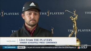 Why Schauffele calls TPC Sawgrass 'a true test'