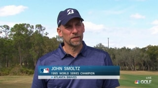 John Smoltz remembers fellow MLB HOFer Hank Aaron