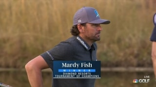 Fish takes celeb title at Tournament of Champions