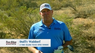 Waldorf's secrets for hitting tee shots with wind