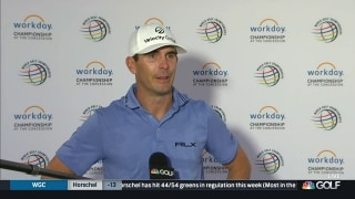 Horschel learning from past mistakes at WGC