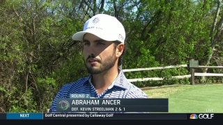 Abraham Ancer perfect in Group 13 at WGC-Dell Match Play