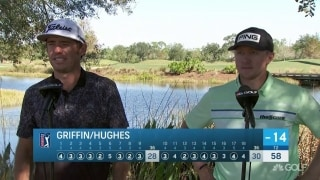 Hughes: Opponents putting well has positive impact