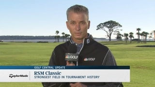 RSM Classic at best field in tournament history