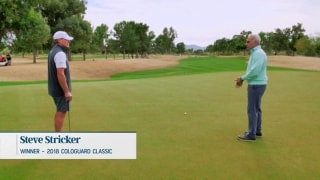 Stricker's tips to becoming better putter
