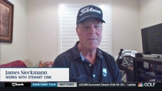Sieckmann goes behind Cink's latest improvements